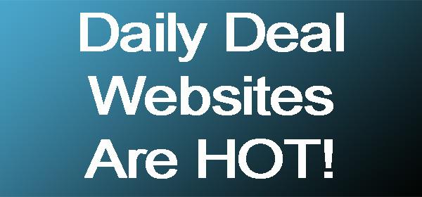 Daily deals hot