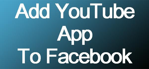 YouTube on FB