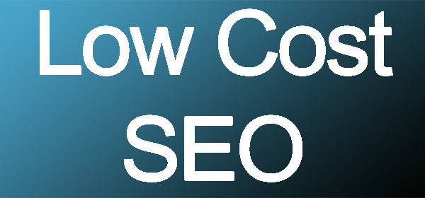 low cost SEO