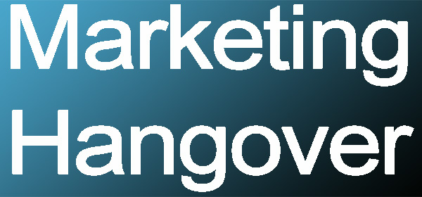 marketing hangover