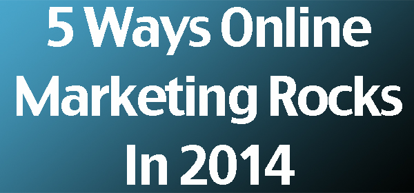 5 ways marketing rocks
