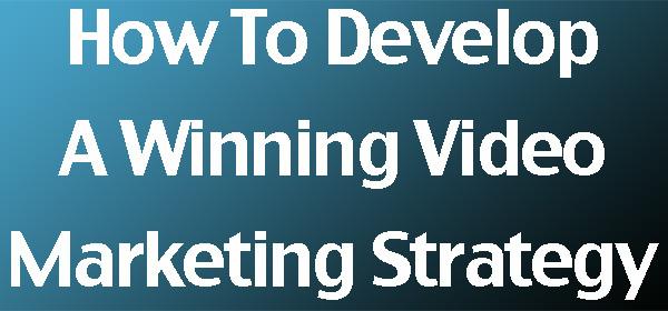 winning video