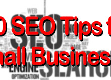 10 SEO Tips for Small Business
