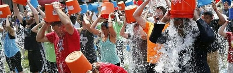 The Ice Bucket Challenge and Social Media Marketing Gold