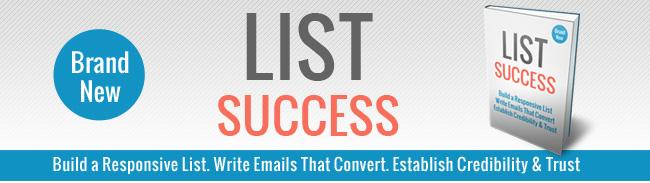 list success