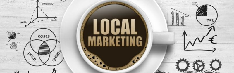 Using Local Marketing to get Found Online