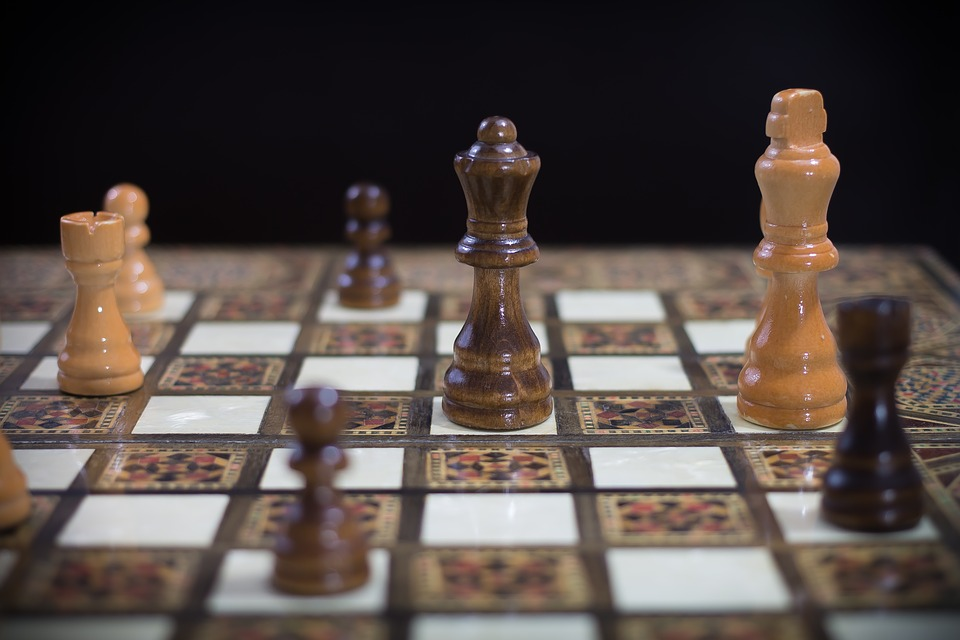 Checkmate: The Marketing Lessons Learned from Chess
